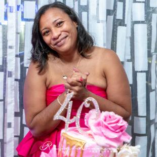 Erica's Surprise 40th Birthday Celebration @ Space224 Queens