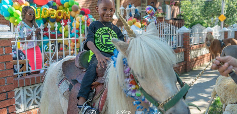 Hudson's 4th Birthday FarmStyle Celebration