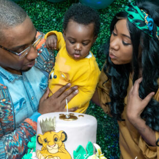 Avery's 1st Birthday Party