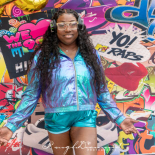 Dee's 40th Birthday Party  80's/90's Rave Edition