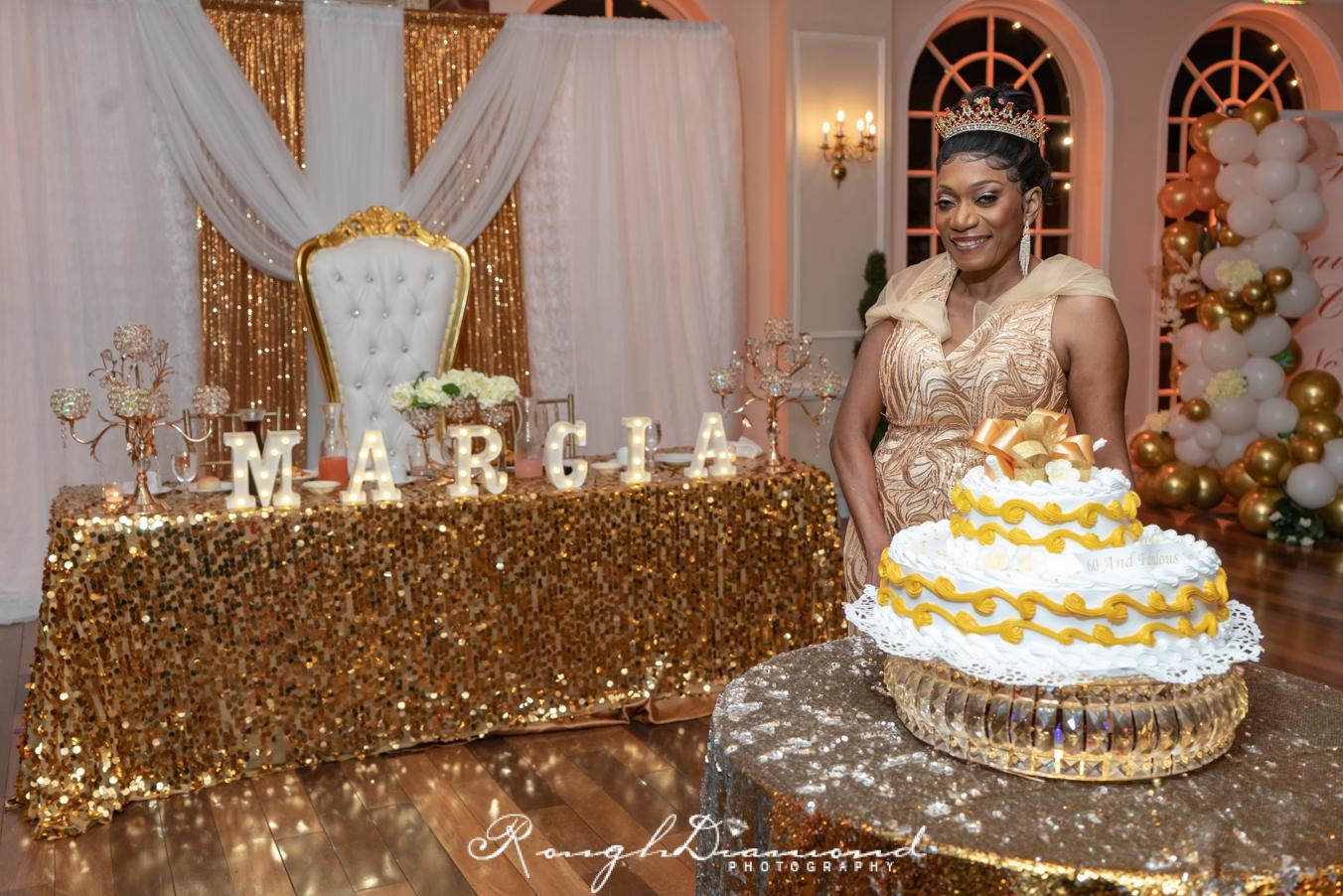 Marcia's Praise & Worship 60th Birthday Celebration