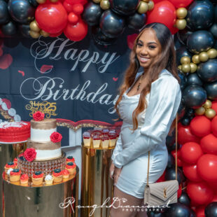 Sabrina's Surprise 25th Birthday Celebration