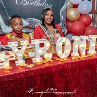 Lyronie's 35th Birthday / MBA Celebration Dinner